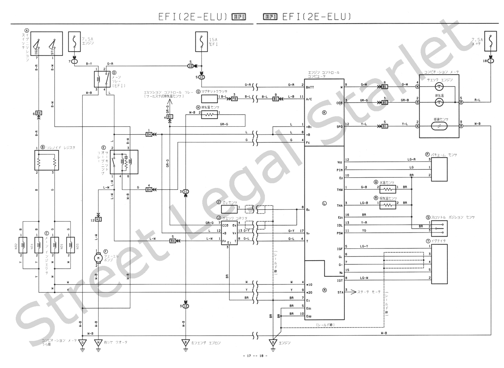 Toyota Carina E Wiring Diagram Explained Diagrams Altis Electrical 2
